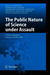 The Public Nature of Science under Assault