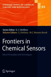 Frontiers in Chemical Sensors by Guillermo Orellana