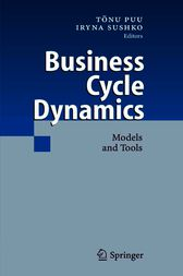 Business Cycle Dynamics by Iryna Sushko