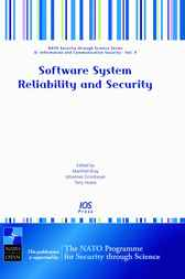 Software System Reliability and Security by M. Broy