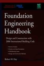 Foundation Engineering Handbook by Robert Day