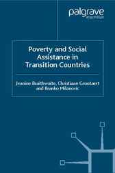 Poverty and Social Assistance in Transition Countries by Jeanine Braithwaite