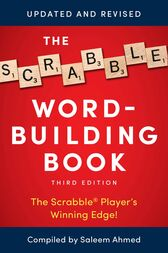 The Scrabble Word-Building Book by Saleem Ahmed