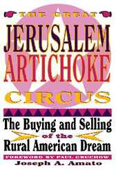 Great Jerusalem Artichoke Circus by Joseph A. Amato