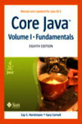 Core Java, Volume I--Fundamentals