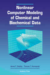 Nonlinear Computer Modeling of Chemical and Biochemical Data by James F. Rusling