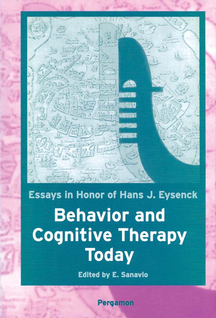 essays on cognitive behavioural therapy Free cognitive-behavioral therapy papers, essays, and research papers.