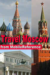 Travel Moscow by MobileReference