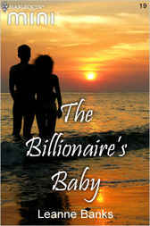 The Billionaire's Baby by Leanne Banks