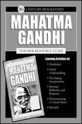 Mahatma Gandhi TRG by Kent Publishing