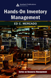 Hands-On Inventory Management by Ed C. Mercado