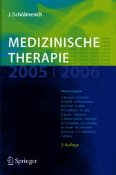 Medizinische Therapie 2005/ 2006 (German Edition)