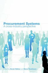 Procurement Systems by Derek Walker