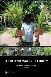 Food and Water Security by U. Aswathanarayana