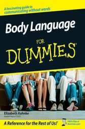 Body Language For Dummies by Elizabeth Kuhnke