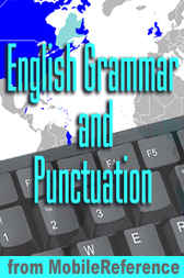 English Grammar and Punctuation Study Guide by MobileReference