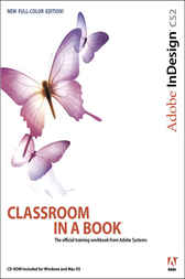 Adobe InDesign CS2 Classroom in a Book by Adobe Creative Team