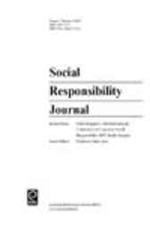 Selected papers – 6th International Conference on Corporate Social Responsibility 2007, Kuala Lumpur