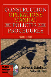 construction operations manual of policies and procedures  ebook  by andrew civitello office building operations manual building operations manual small condominium