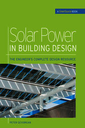 Solar Power in Building Design (GreenSource) by Peter Gevorkian