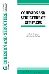 Cohesion and Structure of Surfaces by K. Binder
