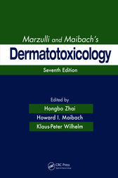 Dermatotoxicology by Klaus Peter Wilhelm