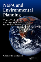 NEPA and Environmental Planning by Charles H. Eccleston