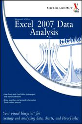 Microsoft Office Excel 2007 Data Analysis by Denise Etheridge