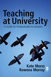 Teaching at University by Kate Morss