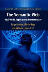 The Semantic Web by Jorge Cardoso