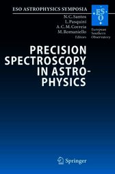 Precision Spectroscopy in Astrophysics by Nuno C. Santos