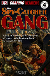 The Spy-catcher Gang by DK Publishing