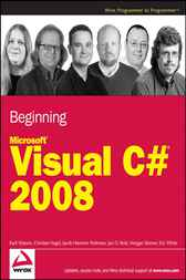 Beginning Microsoft Visual C# 2008
