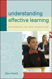 Understanding Effective Learning by Des Hewitt