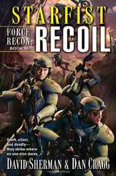 Starfist: Force Recon: Recoil by David Sherman