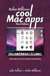 Robin Williams Cool Mac Apps by John Tollett