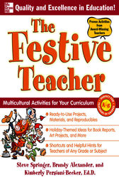The Festive Teacher by Steve Springer