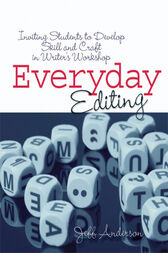 Everyday Editing by Jeff Anderson