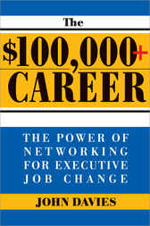 $100,000+ Career by John Davies