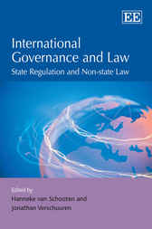 International Governance and Law by H van Schooten