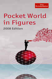 Pocket World in Figures 2008 by The Economist Newspaper Ltd