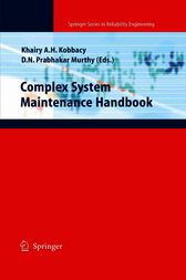 Complex System Maintenance Handbook by Khairy Ahmed Helmy Kobbacy