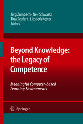 Beyond Knowledge: The Legacy of Competence by Jörg Zumbach