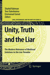 Unity, Truth and the Liar by Shahid Rahman