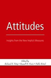 Attitudes by Richard E. Petty
