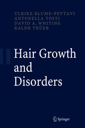 Hair Growth and Disorders by Ralph M. Trüeb