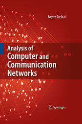 Analysis of Computer and Communication Networks by Fayez Gebali