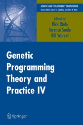 Genetic Programming Theory and Practice, 4