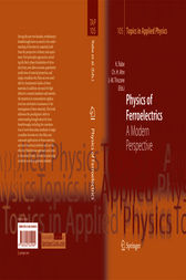 Physics of Ferroelectrics by unknown