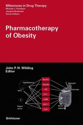Pharmacotherapy of Obesity by unknown